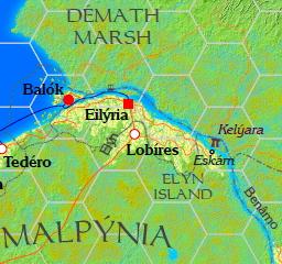 Elýn Region