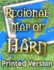Hârn Regional Map (printed)