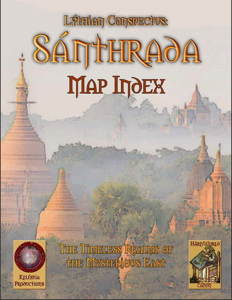 Sánthrada Map and Index