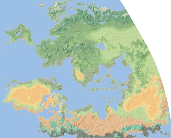 Venârivè Map